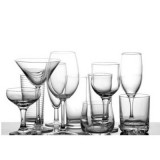 Большой выбор бокалов