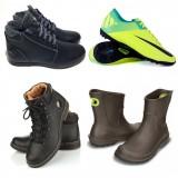 Большой выбор мужской обуви
