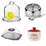 Сахарницы, масленки, салфетницы для кухни