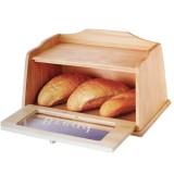Большой выбор хлебниц из различных материалок