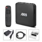 Смарт приставка Android TV Box M8S ULTRA HD/4K