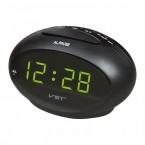 Часы электронные настольные VST 711-2 зеленый