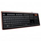 Клавиатура Gembird KB 6050 подсветка