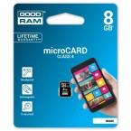 Карта памяти Goodram micro М 400 (8 Гб),33827
