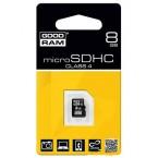 Карта памяти Goodram Class 4 8GB microSDHC no adapter (M400-0080R11)