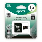 Карта памяти Apacer класс 10 16 Гб, 34774.