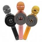 Микрофон беспроводной  караоке WЕSTER  WS 668