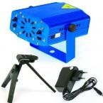 Светомузыка лазерная YX-09, 25191