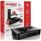 Эфирный цифровой ресивер Lumax DV2118 HD