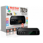 Цифровой приемник T2 Woord vision T-62 D, 35359