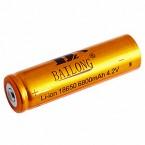 Аккумулятор в фонарь Bailong BL-18650 Li-Ion 4.2V 6800mAh