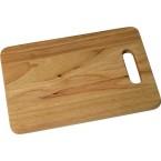 Доска разделочная деревянная 24 cm 7427