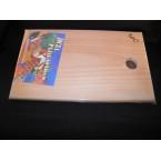 Доска разделочная деревянная 20 см 5774