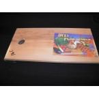 Доска разделочная деревянная 14373 16 см