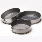 Набор из 3-х круглых форм для выпечки Maestro MR 1105 ***