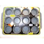 Форма для выпекания Гранит кекс Maestro MR 1128-12