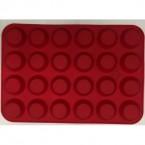 Форма для выпекания кексов силиконовая 830 - 2A - 5 * 40956