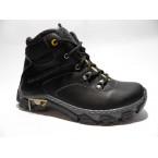 Ботинки подростковые Legges 79 черные * 4610