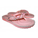 Шлепки Candy 8-2 розовый