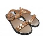 Босоножки * женские Fashion RXD G- 31 золотой