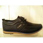 Туфли подростковые * Paliament D 5202-3 синий