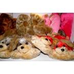 Тапочки женские * 2911-372 собачки