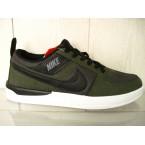 Кроссовки * Nike B- 337 зеленый