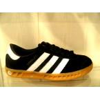 Кроссовки * подростковые Adidas 7325-6 черный