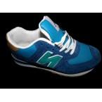 Кроссовки * подростковые Bayota B 812-10 синий