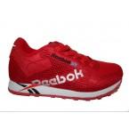 Кроссовки подростковые * Reebok 1133 - 5 красный