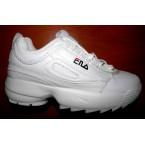 Кроссовки подростковые *  Fila 208-3 белый