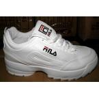 Кроссовки подростковые *  Fila 2806-1 белый