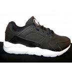 Кроссовки * Nike - Huarache M 009-4 черный