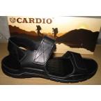 Босоножки * Cardio 328 черный * 20590