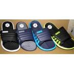 Шлепки  Far Light 8400-5 черный, синий, голубой * 19950