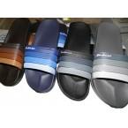 Шлепки * Jiajiale 7158-11 синий, коричневый, серый, черный * 19988