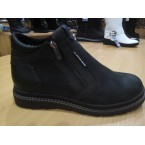 Ботинки Silver 55 черный/ сапог