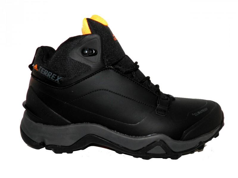 fdc77d0f Купить Кроссовки зимние Adidas 818-2 черный. Интернет магазин Микс