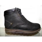 Ботинки Belvas 18173-1 черный