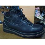Ботинки * Ferum M -19 лч черный  * 16434