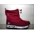 Ботинки подрастковые ** Situo K-34-4 бордо * 16637 зимние