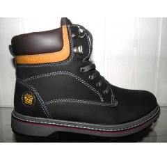 Ботинки Doowood 1556-3 черный