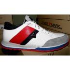 Туфли * мужские STEP WEY 1930 белый с красным