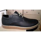 Туфли * мужские STEP WEY 1950 черный с коричневым