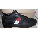 Туфли * мужские Tommy Hilfiger  Н-1 черный *17980