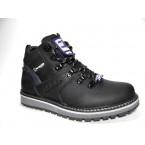 Ботинки подростковые ** Splinter 0617 черный
