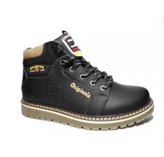 Ботинки Splinter 1517 черный