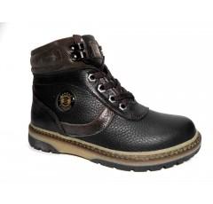 Ботинки подростковые Zangak  119 черный