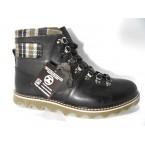 Ботинки Broni 59-01 черные