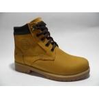 Ботинки подростковые Sart 55 желтые